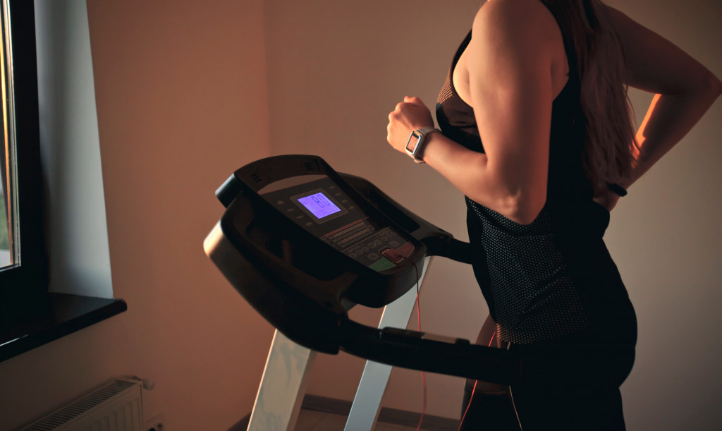 treadmill at home