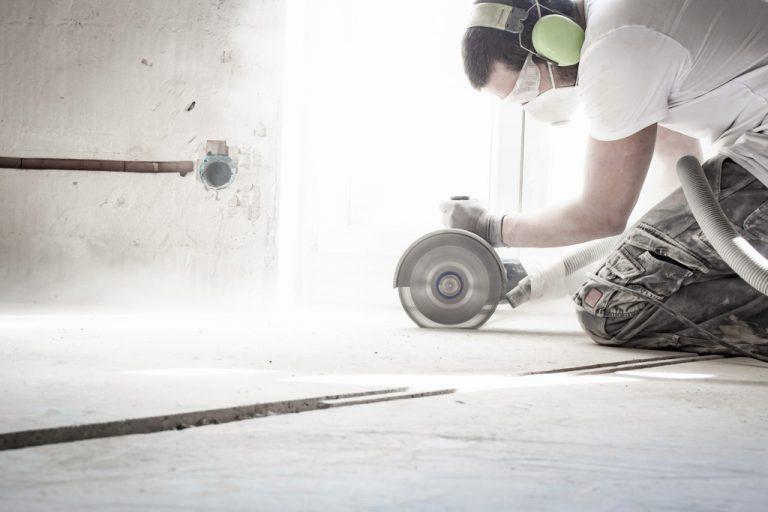 renovating home